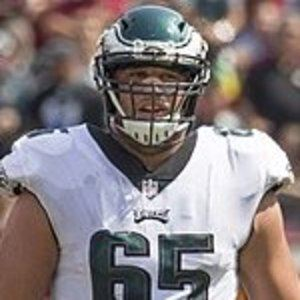 Lane Johnson net worth