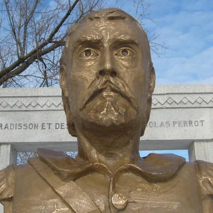 Pierre Gaultier de Varennes, sieur de La Vérendrye