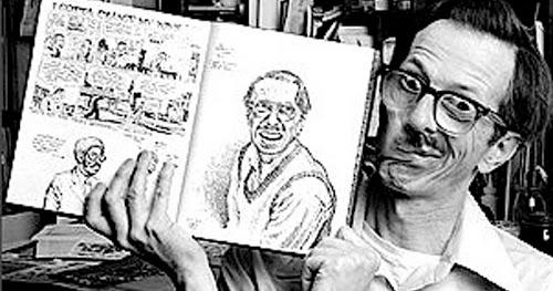 Robert Crumb 69th birthday timeline