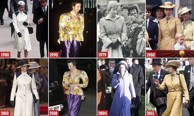 Princess Anne 62nd birthday timeline