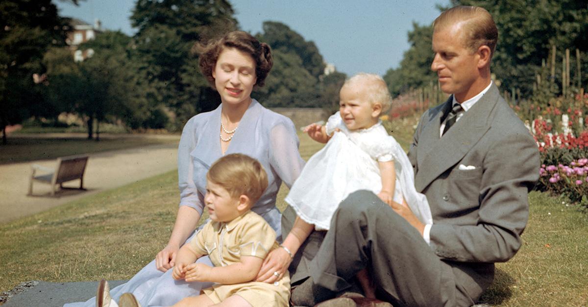 Princess Anne 67th birthday timeline
