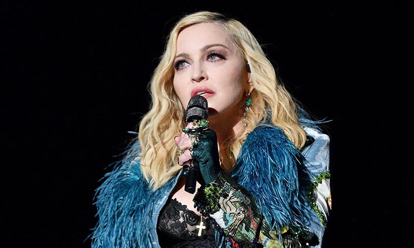 Madonna 59th birthday timeline