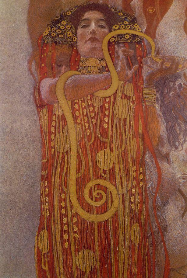 Gustav Klimt 153rd birthday timeline