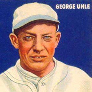 George Uhle