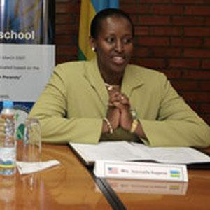 Jeannette Kagame