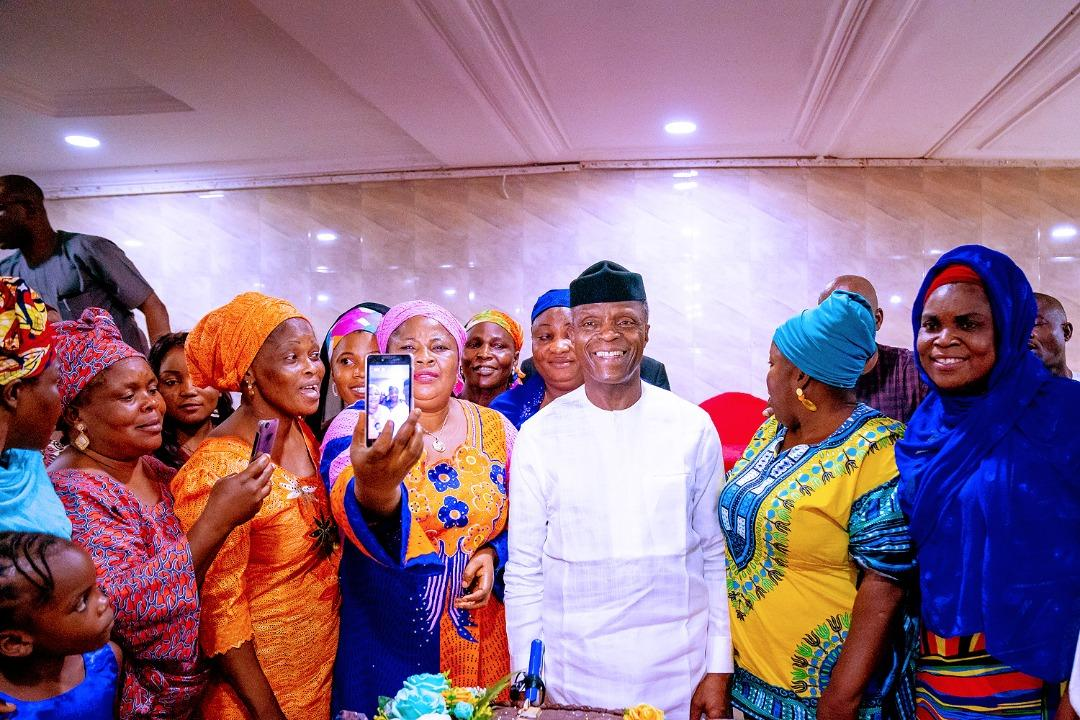 Yemi Osinbajo 63rd birthday timeline