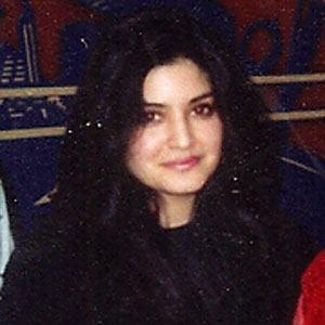 Nazia Hassan
