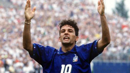 Roberto Baggio 50th birthday timeline