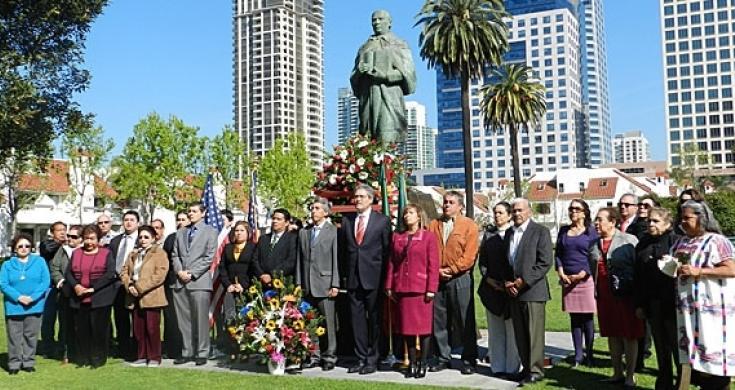 Benito Juarez 206th birthday timeline