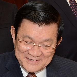 Truong Tan Sang