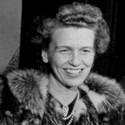 Anna Roosevelt Halsted