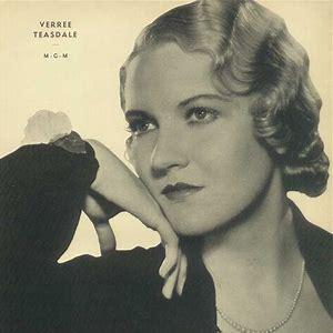 Verree Teasdale