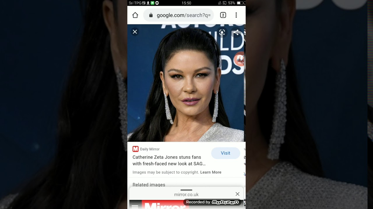 Catherine Zeta-Jones 51st birthday timeline
