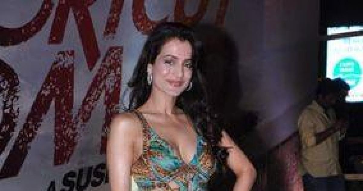 Ameesha Patel 37th birthday timeline
