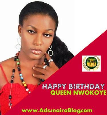Queen Nwokoye 34th birthday timeline