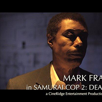 Mark Frazer
