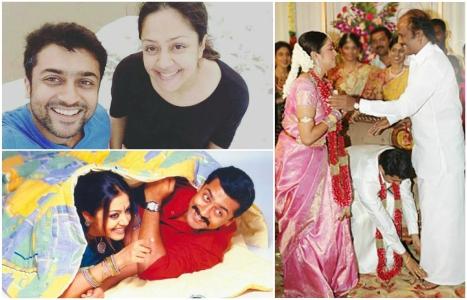 Jyothika 40th birthday timeline