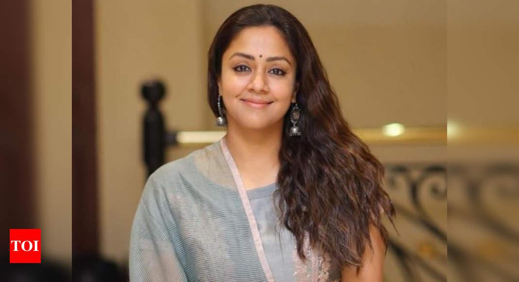 Jyothika 42nd birthday timeline